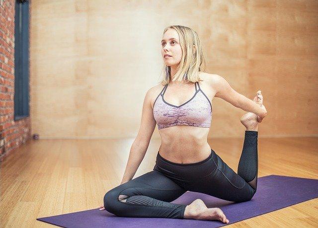 ćwiczenia wyszczuplające dla kobiet