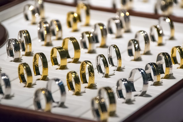 złoto na obrączki